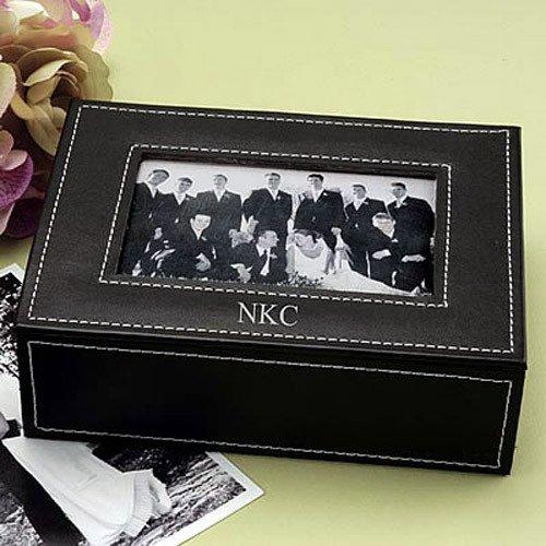 Personalized Photo Keepsake Box