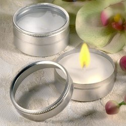 Mini Travel Candle Favors