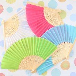 Asian Silk Hand Fans