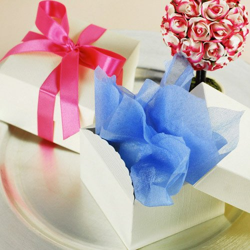 Square Embossed Italian Gift Boxes