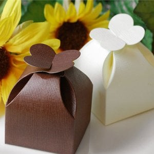 Petal Top Truffle Boxes
