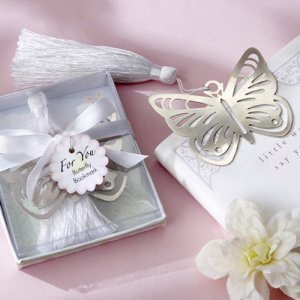 Butterfly Bookmark Favor