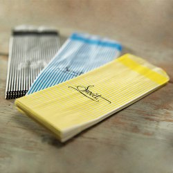 Pinstripe Goodie Bags