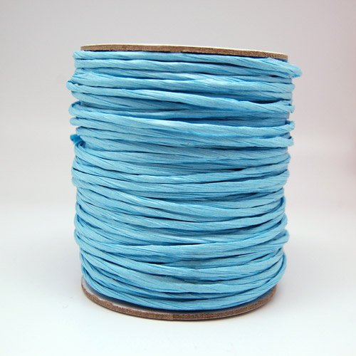Colored Raffia Ribbon Natural Colored Raffia Ribbon
