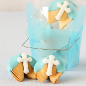 Custom Baptism Fortune Cookie