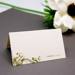 Themed Place Cards - Vines