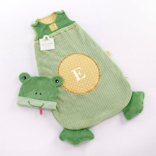 Personalized Frog Snuggle Sack