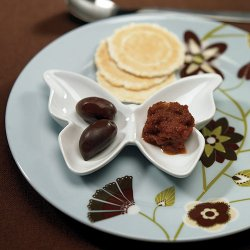 Ceramic Butterfly Candy Dishes