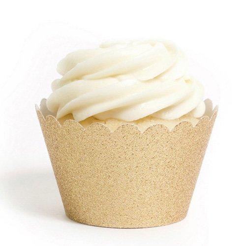 Reusable Glitter Cupcake Wrapper