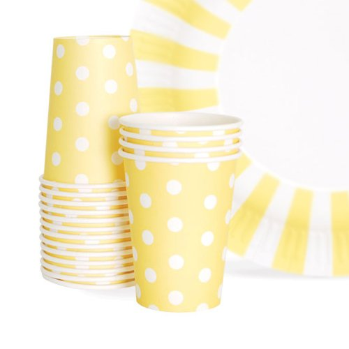 Limoncello Paper Cups