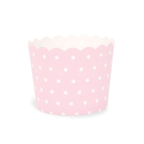 Dotted Baking Cups