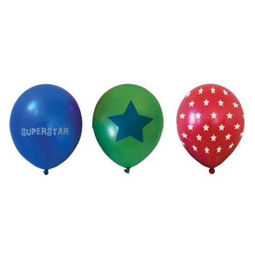 Superstar Balloons