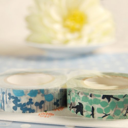 Nature Washi Tape