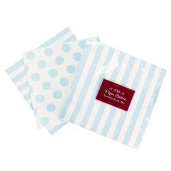 Dots and Stripes Paper Napkins