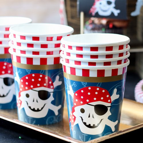 Pirate 2 Party Cups