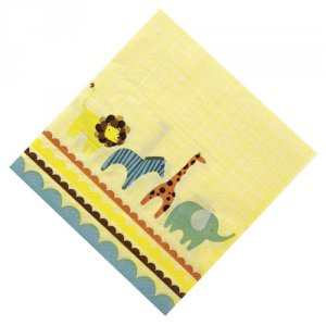 Animal Parade Party Napkins