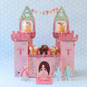 Princess Party Centerpiece