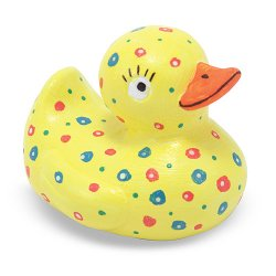Decorate Your Own Rubber Ducky