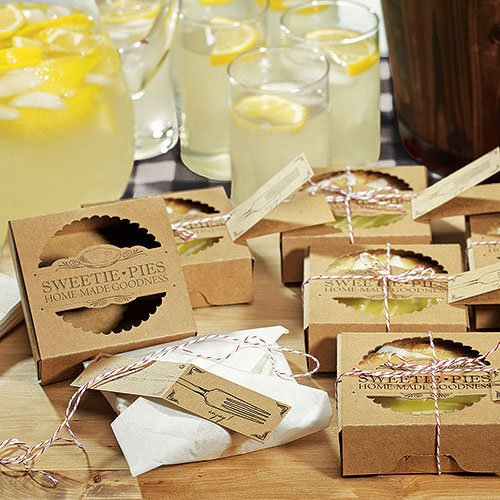 Sweetie Pie Mini Pie Packaging Kits