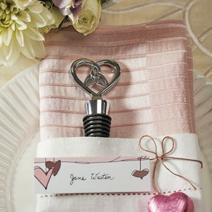 Love Knot Bottle Stopper