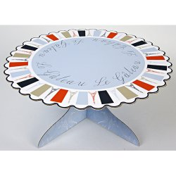 Chic Paris Party Cake Stand