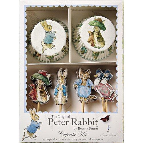 Peter Rabbit Party Cupcake Kit