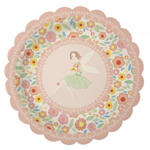 Fairy Magic Party Plates