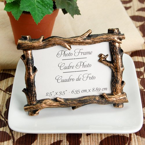 Fall Branch Place Card Holder/Photo Frame