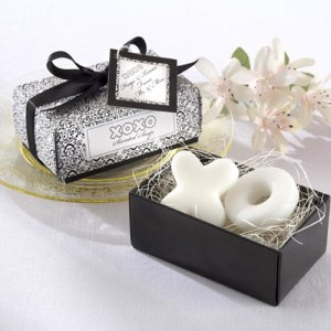 """XO"" Hugs and Kisses Soaps"