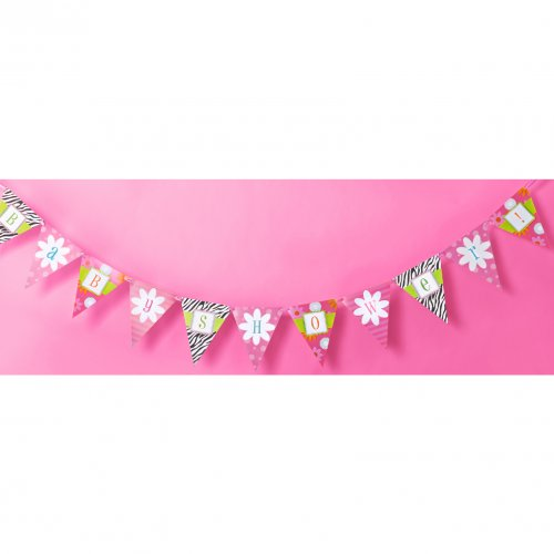 Bold Baby Bliss Pink Banner