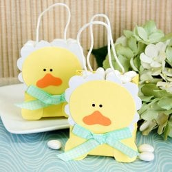 Baby Ducky Favor Bag