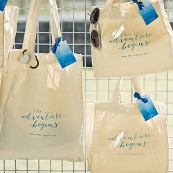 Personalized Cotton Tote Bag