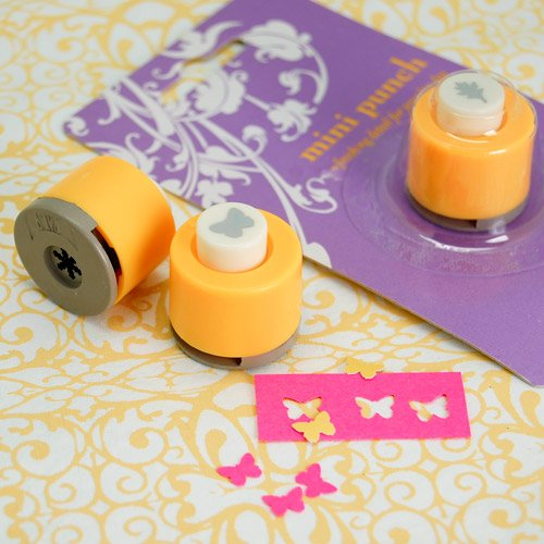Butterfly Mini Confetti Craft Punch