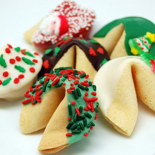 Holiday Fortune Cookies