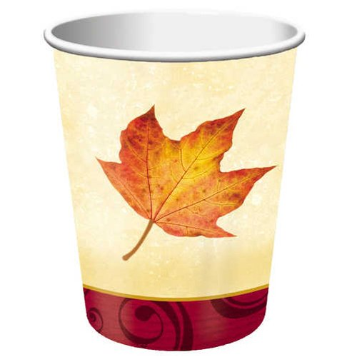 Autumn's Gift 9 oz Hot/Cold Cup