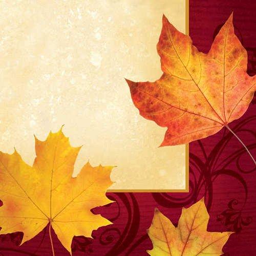 Autumn's Gift Luncheon Napkin
