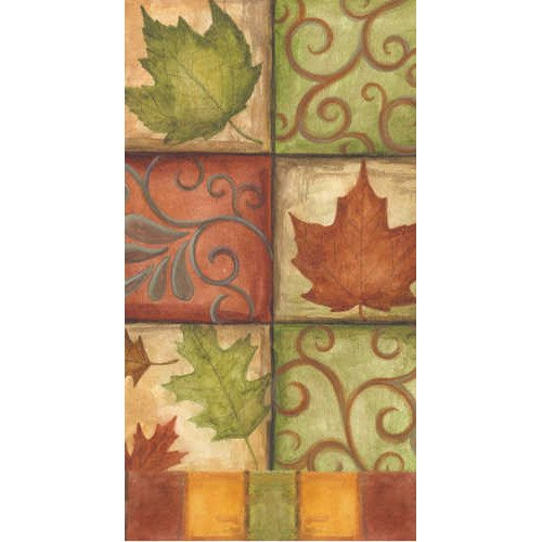 Autumn's Grace Guest Napkin