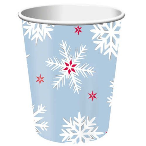 Nordic Flakes 9 oz. Cup