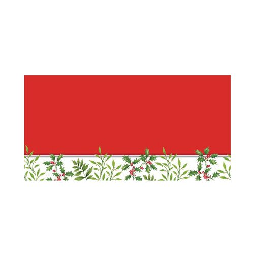 Glistening Holly Tablecover