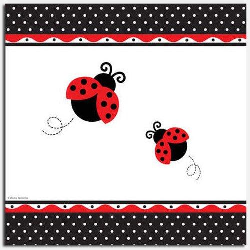 Ladybug Fancy Tablecover