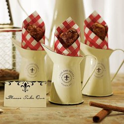 Mini Decorative French Pitchers