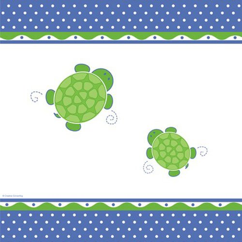 Turtle Party Tablecover
