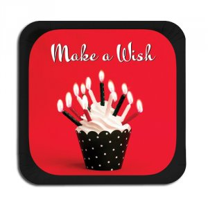 "Cupcake Blowout 7"" Luncheon Plates"