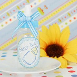 Mini Baby Boy Plastic Baby Bottles