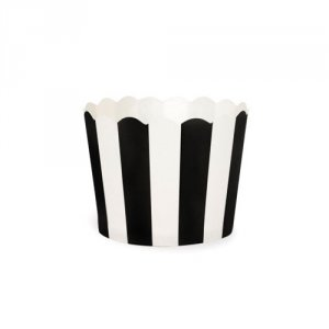 Bold Stripes Baking Cups