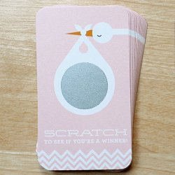 Stork Scratch Cards Game