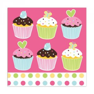 Sweet Treats Luncheon Napkins