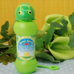 Turtle Bubbles Favor