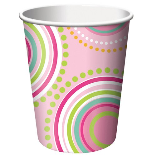 Mod Butterfly 9 oz. Cup