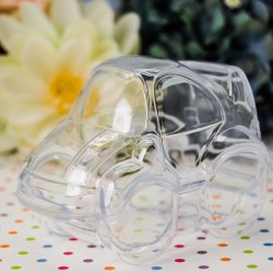 Clear Acrylic Car Favor Box